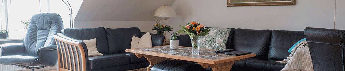 Mindre Lejlighed (50-65 m2)